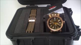 видео Часы Vostok Europe 6S21/2255295 Ракета №1. Мужские наручные часы (Восток  Европа).