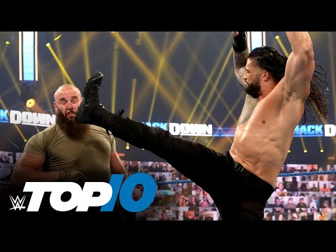 Top 10 Friday Night SmackDown moments: WWE Top 10, Oct. 16,