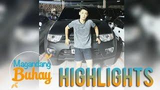 Magandang Buhay: Loisa bought her brother Louis a car