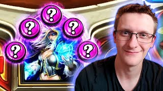 [Hearthstone] New Secret Tempo Mage - Kobolds & Catacombs