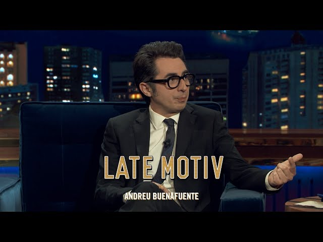"LATE MOTIV - Berto Romero. ""Cortarse las uñas es como cagar""   #LateMotiv366"
