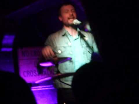 Bell X1 ''My Firstborn For A Song'' - Debarra's Clonakilty 4 Nov 2012