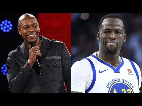 Draymond Green TROLLS Dave Chappelle for Making Fun of His Name