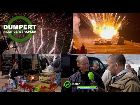 Dumpert Filmt Je Werkplek S03E02: Pyrotechnicus!