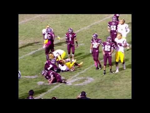 Barstow High School Aztec vs Apple Valley Cougars