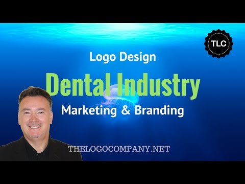 Dentist Logo Design - Branding and Marketing for the Dental Industry