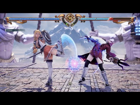 Soul Calibur VI: Cassandra Story Mode from YouTube · Duration:  34 minutes 18 seconds