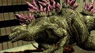 [SFM] Godzilla vs Kumonga