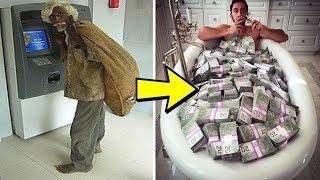 ये हैं भारत के ६ करोड़पती भिखारी | 6 millionaire beggars in india