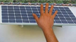 Solaranlage Fur Garten 2000 Watt Spannungswandler 12v 2 Watt Reiner Sinus Power Youtube