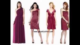 2013 En Şık Gece Kıyafetleri, Nişan ve Mezuniyet Elbiseleri