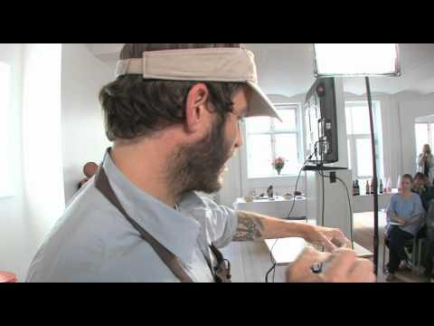 Chad Robertson masterclass i Meyers Madhus