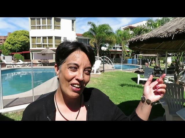 Video intervista per Canal 9 BsAs
