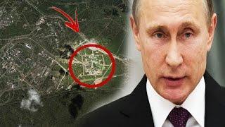 Esta es La Ciudad secreta OCULTA en Rusia