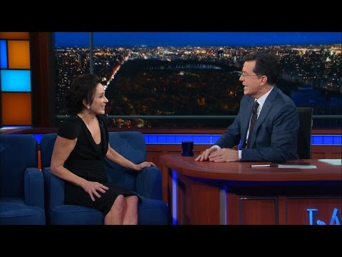 Stephen & Patricia Heaton Have A Catholic Throwdown