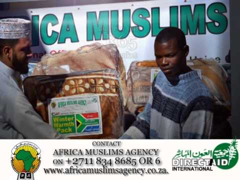 Africa Muslims Agency Ad