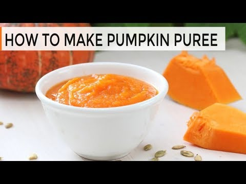 How-To Make Pumpkin Puree - Clean & Delicious