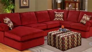 Corduroy Sectional Sofas