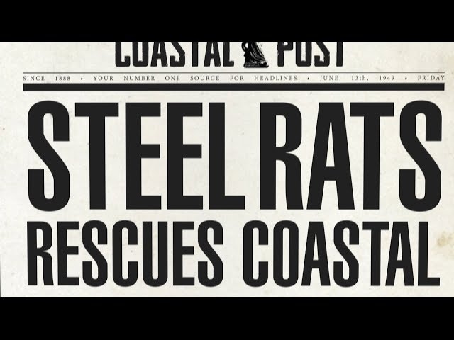 Steel Rats™ Story Trailer