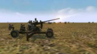 Men of War: Anti-aircraft guns