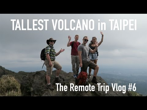 Mount Qixing Hiking Guide | Yangmingshan National Park (Taipei, Taiwan) | The Remote Trip Vlog #6