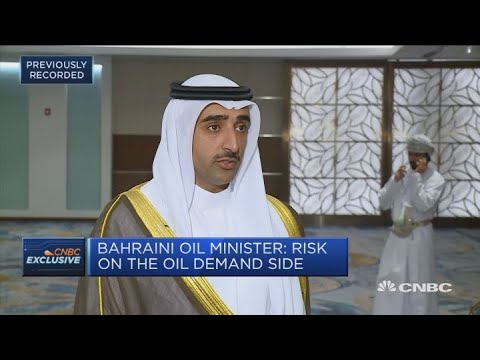 Bahrain oil minister: The era of cheap oil is over | Capital Connection