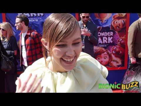 Grace VanderWaal Interview at Wonder Park Premiere Mp3