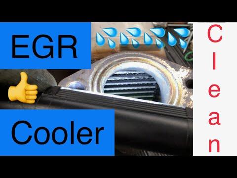 EGR Cooler Cleaning - Ram 3500 6.7 Cummins