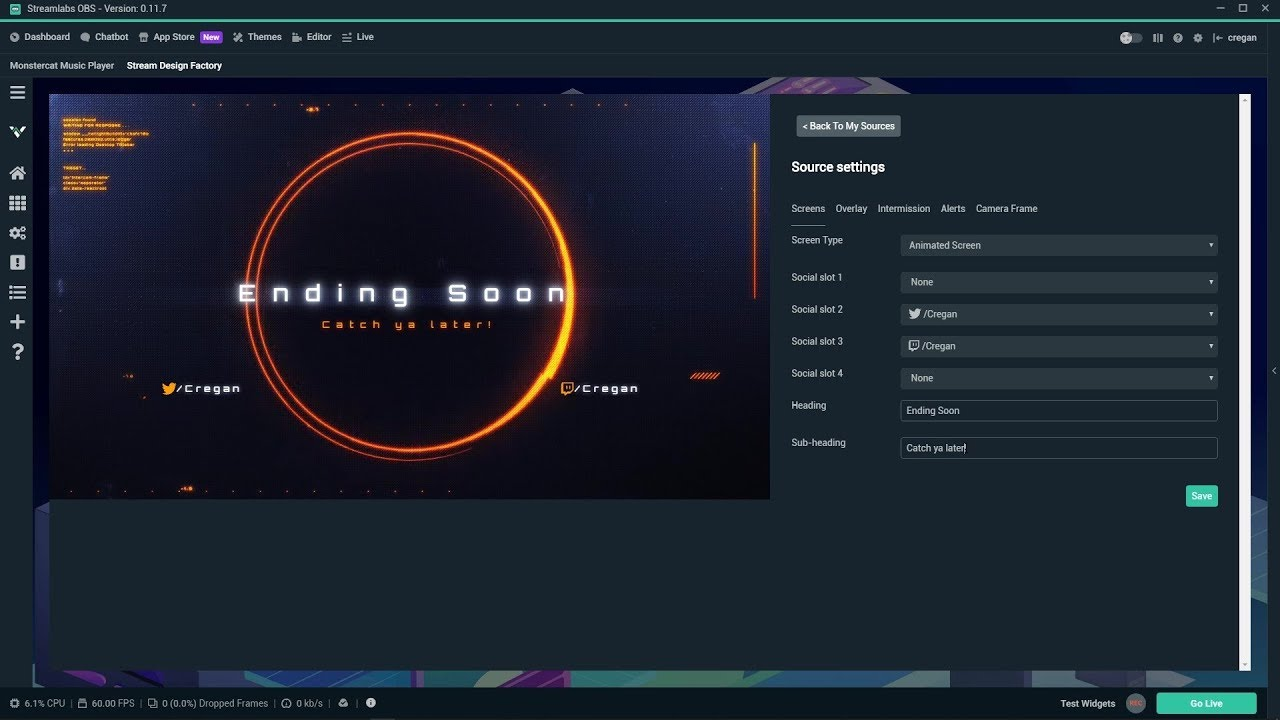 A Beginner's Guide to Streaming with Streamlabs OBS - Visuals By Impulse