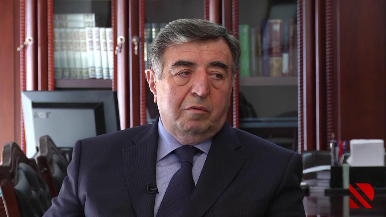 Azərbaycan Meliorasiya və Su Təsərrüfatı ASC-nin sədri Əhməd ...