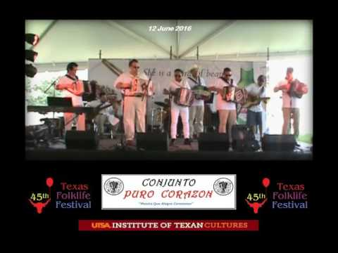 Conjunto Puro Corazon Nuevo Laredo TFLF 12Jun2016