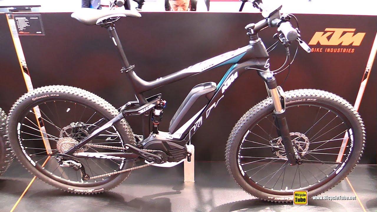 2017 ktm macina lycan 275 electric mountain bike. Black Bedroom Furniture Sets. Home Design Ideas
