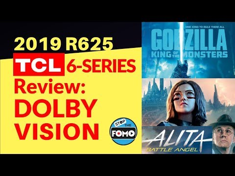 2019 TCL 6 Series TV Review: Dolby Vision & HDR10 compared - WOW