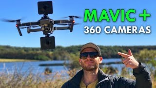 How To Shoot 360 Videos With A DJI Mavic Pro!
