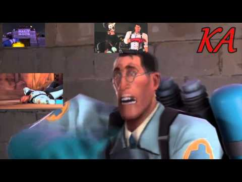 Team Fortress 2 has Different Sparta Wild Boy remix.