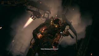 Batman: Arkham Knight (PC)(Tim Burton Suit Walkthrough)[Part 13] - Firefly Chase