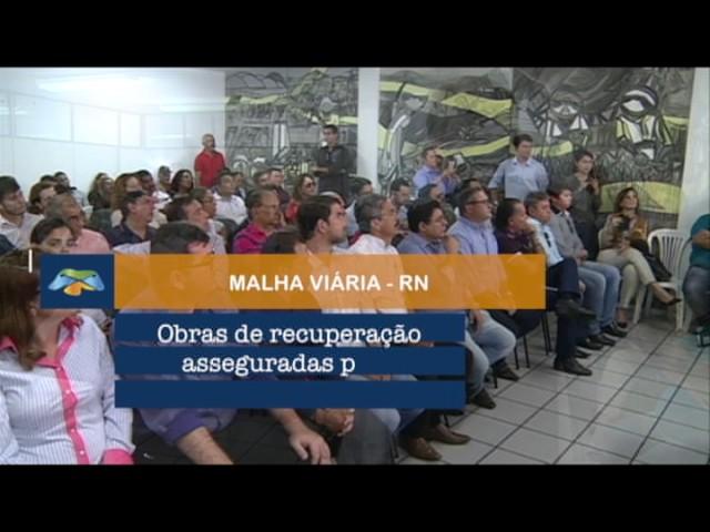TV MAIS RN 20 -  Rodovias do RN
