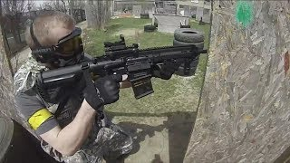 Kalamazoo Airsoft: Search and Destroy, Plant the Nuke, and Hiest