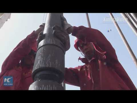 Major source for China's West-East Gas Pipeline gains momentum in production