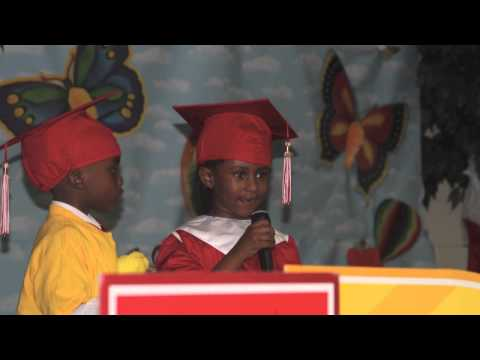 EL SHADDAI ACADEMY GRADUATION CEREMONY CLASS OF 2013