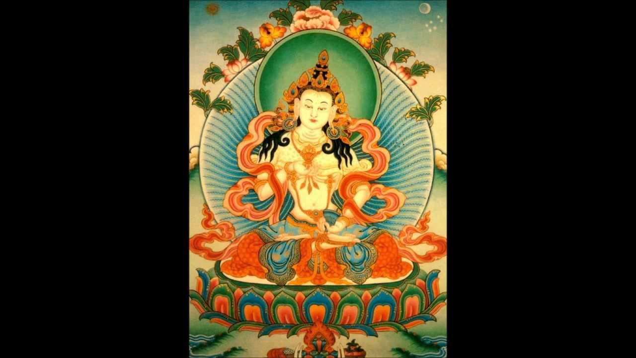 Dorje Sempa - 100 слоговая мантра Ваджрасаттвы