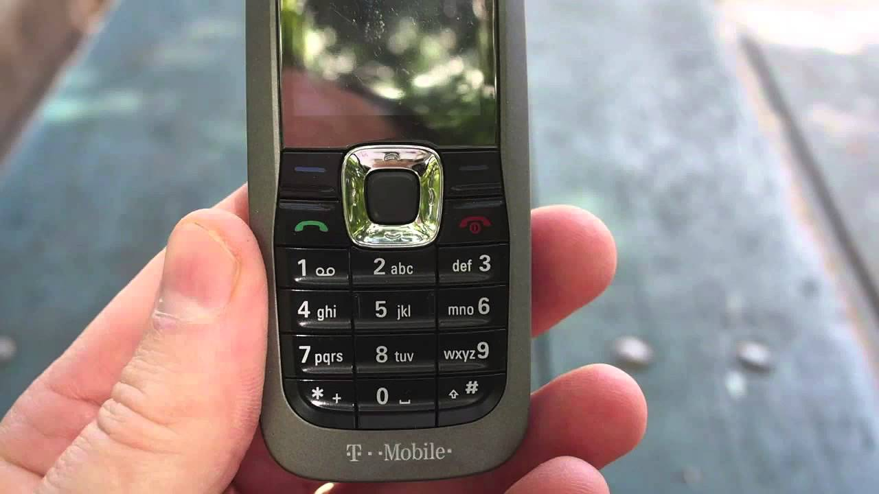 How to unlock old nokia phone