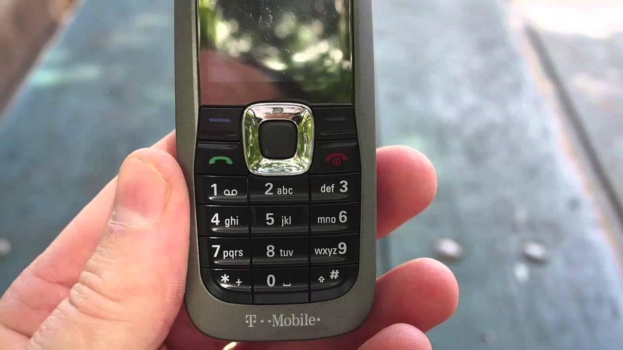 T Mobile Nokia 2610 Unlock With Gsmliberty Net Youtube