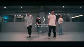 l Sun Rai - San Francisco street  l Hyun.K l Choreography l Class l PlayTheUrban