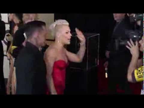 AFP: Music stars rock the Grammys red carpet