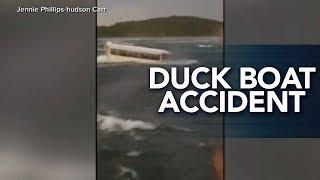 Video Duck boat accident claims 17 lives in Branson, MIssouri download MP3, 3GP, MP4, WEBM, AVI, FLV Juli 2018
