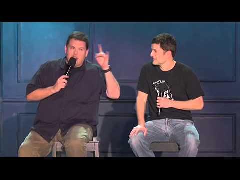 Kevin Heffernan & Steve Lemme talk about meeting Patrick Swayze