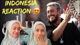 Saad Lamjarred - SALAM | INDONESIA REACTION