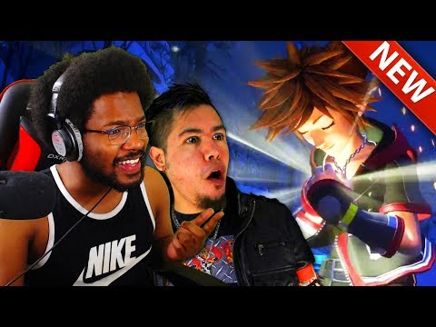 IN TOO DEEP! CAN'T LOOK AWAY! NEW Frozen & Toy Story BOSS Fights! Kingdom Hearts 3 GAMEPLAY FT HMK