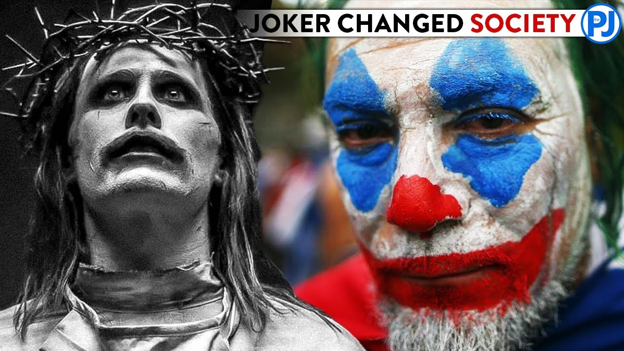 JOKER INFLUENCED SOCIETY IN A WRONG WAY - PJ Explained